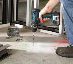 Drilling Through Porcelain Tile And Concrete by Floor Tile Drill Bit Drilling Porcelain Tile Ceramic Floor Tile