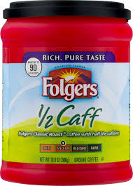 Calories In Folgers Coffee