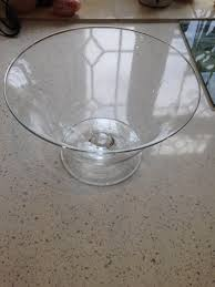 10 Glass Bowls Still Boxed Perfect For Wedding Table Decorat
