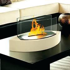 indoor kamin tisch kaminöfen tabletop fireplaces