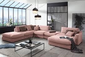 große wohnzimmer gemütlich einrichten living
