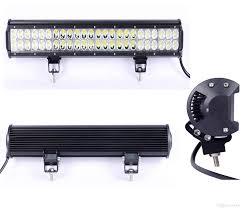 100 Light Bar Truck 2019 225 Inch 144W Led Led Work 48x3W Off
