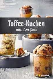 toffee kuchen aus dem glas