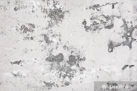 fototapete alte weiße betonwand mit farbe risse hintergrund textur
