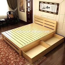 homemade wooden bunk beds simple wooden double deck bed simple