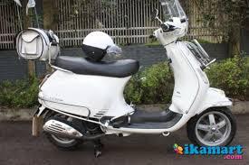 Jual Piaggio LX 150ie