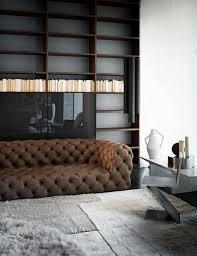 canapé salon pas cher le canapé capitonné en 40 photos pleines d idées