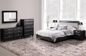 mobilier chambre à coucher contemporain