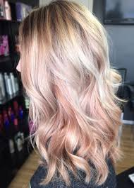 2017 Spring Summer Hair Color Trends