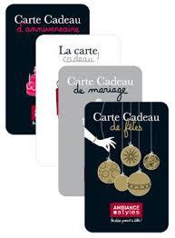 le ambiance et style carte cadeau ambiance et styles le des cartes cadeaux