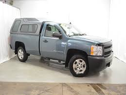 100 Regular Cab Truck PreOwned 2007 Chevrolet Silverado 1500 Work