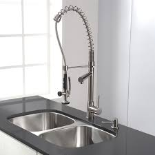 Commercial Pre Rinse Faucet Spray by Faucet Com Kpf 1602 In Chrome By Kraus