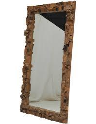 spiegel mit holzrahmen wohnpalast magazin
