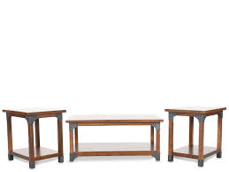 Mathis Brothers Patio Furniture by Ashley Coffee Table Set Mathis Brothers