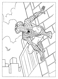Full Size Of Filmprintable Coloring Pages Spiderman Colouring Free Online Halloween Large
