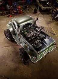 100 Stacey David Trucks S Sgt Rock 1941 Military 12ton Dodge 44
