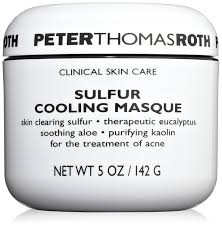Pumpkin Enzyme Mask Peter Thomas Roth by Amazon Com Peter Thomas Roth Sulfur Cooling Masque 5 Ounce