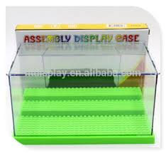 Figure Acrylic Lego Display Case Funko Pop Box