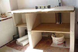 faire un meuble de cuisine fabriquer meuble de cuisine fabriquer meuble cuisine plan de travail