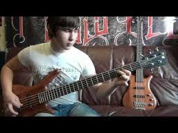 pantera shedding skin bass cover mp3 download