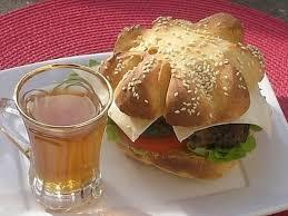 apprendre a cuisiner algerien recette de burger à l algérienne la recette facile