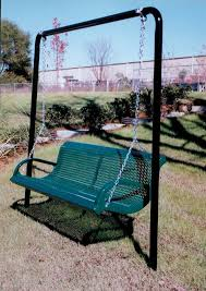 How Funny Unique Bench Swing Design Ideas For Your Outdoor Space