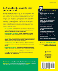 Ebay Christmas Trees Australia by Ebay Co Uk For Dummies Amazon Co Uk Marsha Collier Jane Hoskyn