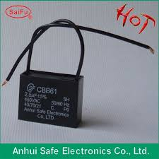 Cbb61 Ceiling Fan Capacitor by Cbb61 Ceiling Fan Capacitor Sh P0 P1 50 60hz 5 30000h Capacitor