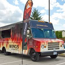 Wings Outdoor Grill - Vancouver Food Trucks - Roaming Hunger