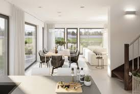 schmales einfamilienhaus balance 145 v3 mit carport