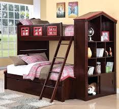 twin bunk bed with desk – hugojimenez