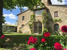 Property Image4 TOP Old Tuscan Farmhouse In Stone With Olive Gardens Pool Air Conditioner