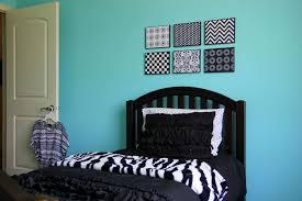 Zebra Decor For Bedroom by Bedroom Fantastic Boy Sport Black And Blue Bedroom Decoration