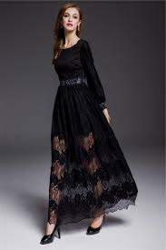lace maxi dresses with sleeves naf dresses