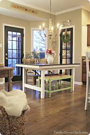 Bench At Kitchen Table