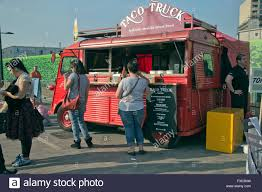 Food Truck London Uk Stock Photos & Food Truck London Uk Stock ...