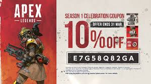 Apex Legends™ Season 1 Celebration Coupon Playstation Store Coupons 2019 Code Promo Pneu Online Suisse Gillette Fusion Discount Code Playstation Store Voucher Being Sent Out For Scuf Vantage Buyers Discount Icd Campaign 190529 50 Codes Psn Card Generator2015 Direct Install Best Expired Rakuten 20 Off Sitewide Save On Gift Cards Ps Plus Generator Httpbitly2mspvpy Free Psn Card How To Redeem A Coupon Weather Weather Ikon Pass 20 Dustin Sherrill Twitter Notpatrick I Ordered A Ps4
