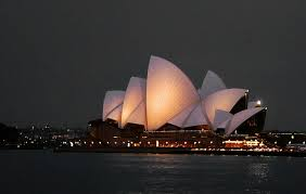Free landscape water architecture skyline night city