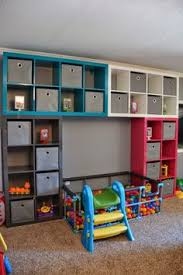 5 ways to organize your playroom shelves catalog and playrooms