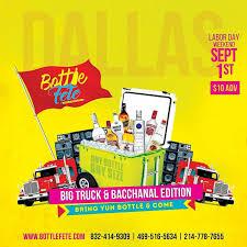 100 Texas Truck And Toys BOTTLE FETE DALLAS Big Bacchanal Dallas Dallas