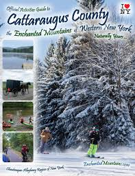 Dresser Rand Olean Ny Products by 2017 Activities Guide To Cattaraugus County The Enchanted