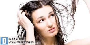 Cara Menghindari Masalah Rambut Rontok Dan Botak
