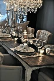 Best 25 Elegant Dining Room Ideas Only On Pinterest Attractive Table Decor
