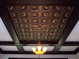 faux tin ceiling tiles home lighting insight