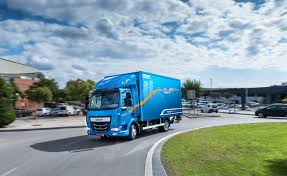 100 High Trucks Innovative Electric Demonstrate The Road To The Future DAF