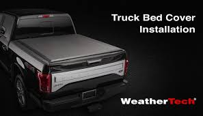 100 Toyota Truck Bed Covers WeatherTech Roll Up Cover Installation Video Easyto