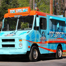 100 Food Trucks In Atlanta Big Blue Bunny Ice Cream Truck Roaming Hunger