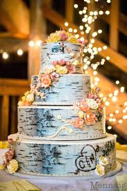 Birch Wedding Cake How To Make A White