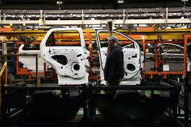 100 Crescent Ford Trucks While GM Idles Sedan Production Chrysler Plants In
