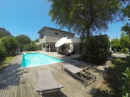 100 Contemporary House Photos House 180m2 Quiet Heated Pool 800m From The Ocean LabenneOcan